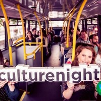 Coddle, queens and Lady Gaga: TheJournal.ie Culture Night Preview Bus