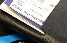 Man boards US flight with invalid airline pass
