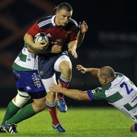 Tries for Zebo and Stander get Foley off the mark