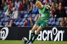 Faloon's try snatches late win for Connacht