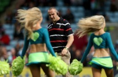 O'Shea stunned by scale of Saracens loss