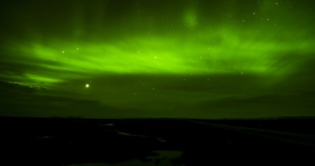 Look up! The Northern Lights will be visible over Ireland tonight