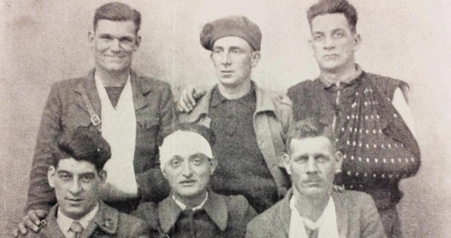 Memorial to honour six Limerick men who fought in Spanish Civil War