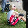 'I was unemployed and triathlon was the only thing I had'