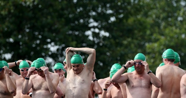 19 of the best pics from today's Dublin Liffey Swim