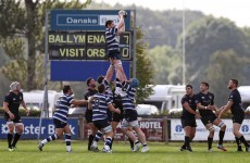 Galwegians lie top after dominant opening display