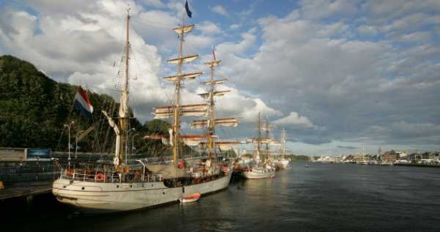In Photos: Tall Ships festival launched in Waterford