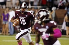 Some quarterback trickery the highlight of week three of college football