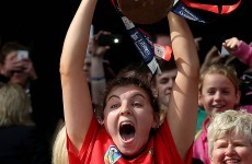 Down beat Laois to claim All-Ireland Junior Camogie crown