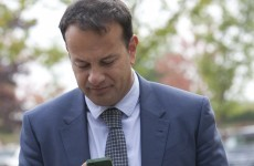 Leo Varadkar sang Tender by Blur off his phone at the Fine Gael think-in