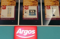 Argos needs 500 more staff to cope with Christmas rush