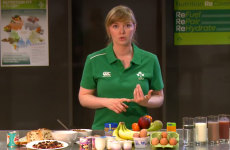 Here's the IRFU's nutritionist explaining why you should always make time for breakfast