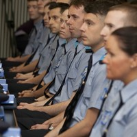 "The new garda recruits will need to ""win the trust"" of the Irish public"