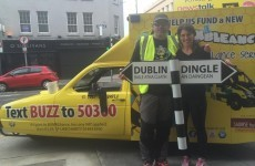 People needed to push BUMBLEance to raise cash for new ambulance for sick children