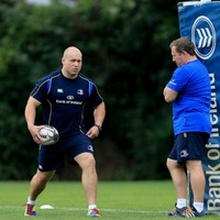 Leinster preparing to bring Strauss back 'banging bodies' in time to face Munster