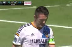 'It has cost us a good number of points' - Robbie Keane missed a penalty last night