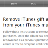 Apple just started telling everyone how to delete the free U2 album