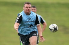 Kilcoyne: Long pre-season was a chance to work on scrum 'mental battle'