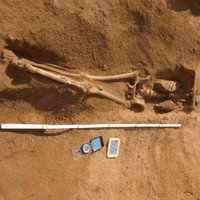 Skeletons found in a Portuguese mass grave belonged to African slaves