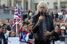 Here's why everyone is questioning Bob Geldof's Irishness