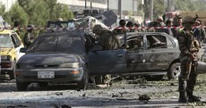Suicide bomber kills three NATO soldiers near US embassy in Afghanistan