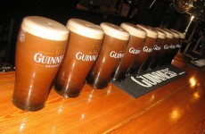 Irish politicians have started paying for their pints on time