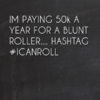 This rapper is looking to hire a 'blunt roller' for $50,000 a year