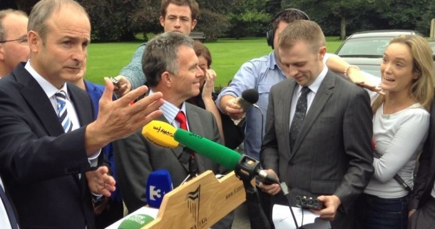 Fianna Fáil's gender issues, and 4 other things we learned from the party's think-in...