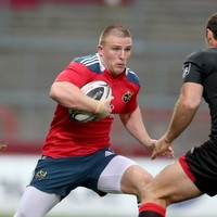 Conway eager for consistency as he aims to fulfill rich promise in Munster