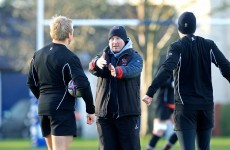 Long-serving Luke Marshall backs Doak's claim to Ulster job