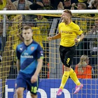 Immobile and Aubameyang strike for Dortmund to punish poor Arsenal defending
