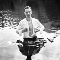 Benedict Cumberbatch posed as wet Mr Darcy and the internet is in meltdown