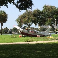Two Irish men critically injured after dramatic Florida plane crash