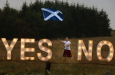 On eve of Scottish referendum, polls suggest the pro-union vote will clinch it