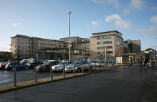 """Overcrowded and understaffed"": Nurses hold protest at Galway hospital"