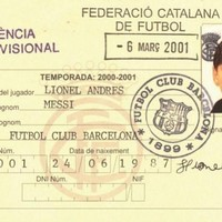 Barcelona remember 14th anniversary of the day Lionel Messi arrived