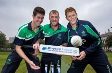 Kerching! Irish cricket signs multi-million euro 10-year sponsorship deal with Indian investors