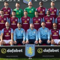 Aston Villa squad gets Roy Keane beard treatment in magnificent team photo