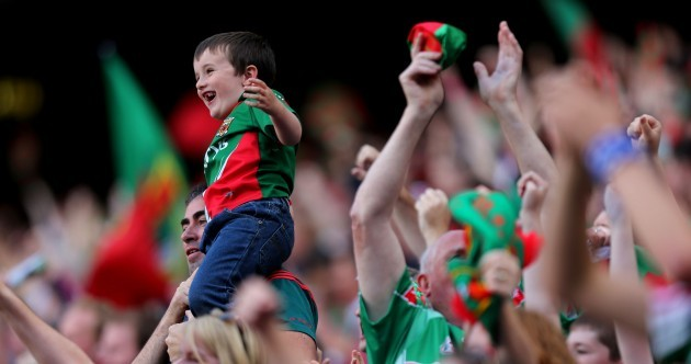 18 things you'll remember from All-Ireland finals during your childhood