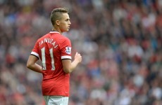'Januzaj does not fit at Manchester United' - Gillespie