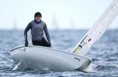 Ireland's Annalise Murphy qualifies for the 2016 Olympics