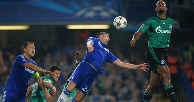 Chelsea frustrated as Huntelaar earns a point