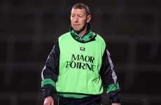 Two new Limerick hurling bosses were ratified tonight