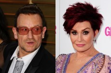 Sharon Osbourne had a giant freakout at U2 on Twitter... it's The Dredge