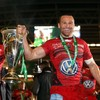 Toulon beat off Racing Métro offer to secure Matt Giteau's future
