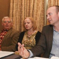 This former MEP is running for the Dáil on a single issue: water charges