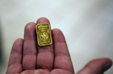New ATM dispenses gold for cash