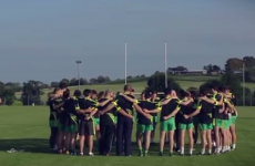 'An hour and a half to training and the same coming back' - Donegal minor dedication