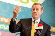 The Taoiseach had some advice for the nation about teeth brushing today...