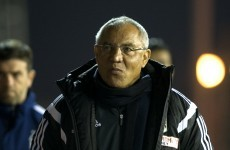 Felix Magath sacked by struggling Fulham